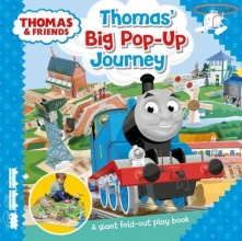 Thomas & Friends: Thomas` Big Pop-Up Journey