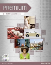 Hutchison, Susan Premium B1 Level Workbook without Key/CD-Rom Pack