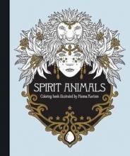 Hanna Karlzon Spirit Animals Coloring Book