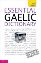 Robertson, Boyd,   MacDonald, Ian Teach Yourself Essential Gaelic Dictionary