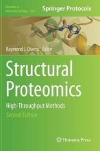 Owens, Raymond J. Structural Proteomics