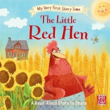 Randall, Ronne My Very First Story Time: The Little Red Hen