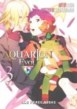 Kawamori, Shoji Aquarion Evol 3