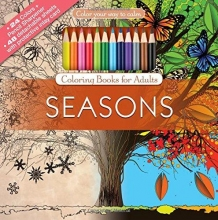 Seasons W/CD [With Relaxation Music CD Included for Stress Relief]