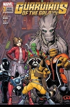 Bendis, Brian Michael Guardians of the Galaxy 01 (2. Serie)