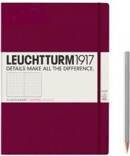 , Leuchtturm notitieboek composition softcover 178x254 mm  port dots