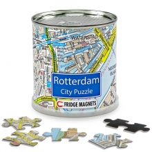 Rotterdam City Puzzle 100 Pieces