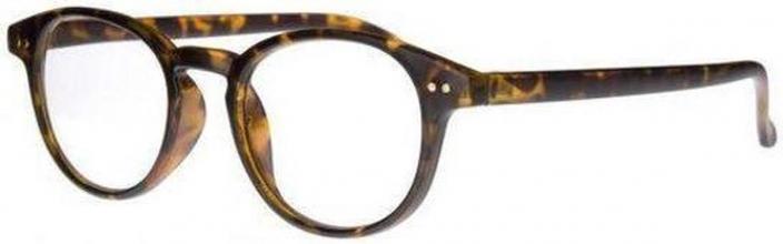 Tcd003 , Leesbril icon matt demi, clear lens 1.5