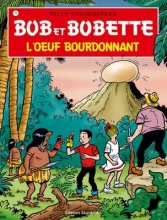 Willy  Vandersteen Bob et Bobette 73 L`Oeuf bourdonnant