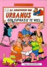 Linthout,   Urbanus De avonturen van Urbanus Een Eufrazie te veel 058