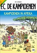 Hec  Leemans Kampioenen in Afrika