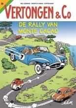 Hec  Leemans De rally van Monte-Cacao