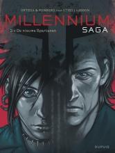 Sylvain,Runberg/ Ortega Millennium Saga 02