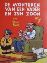 Sleen Marc, Dirk  Stallaert , Avonturen van een Vader en Zijn Zoon 07