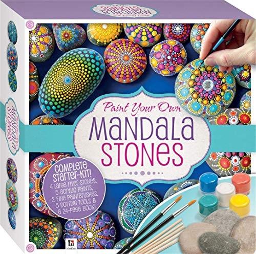 ,Paint Your Own Mandala Stones (Tuck Box)