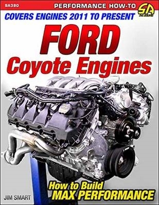 Jim Smart,Ford Coyote Engines