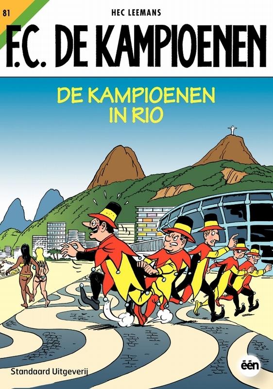 Hec Leemans, Tom Bouden,F.C. de kampioenen