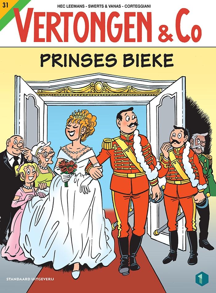Hec Leemans, Swerts & Vanas,Prinses Bieke