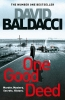 Baldacci David, One Good Deed