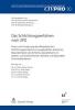 Koller-Tumler, Marlis, Das Schlichtungsverfahren nach ZPO