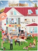 , Create your sweet home - kleurboek