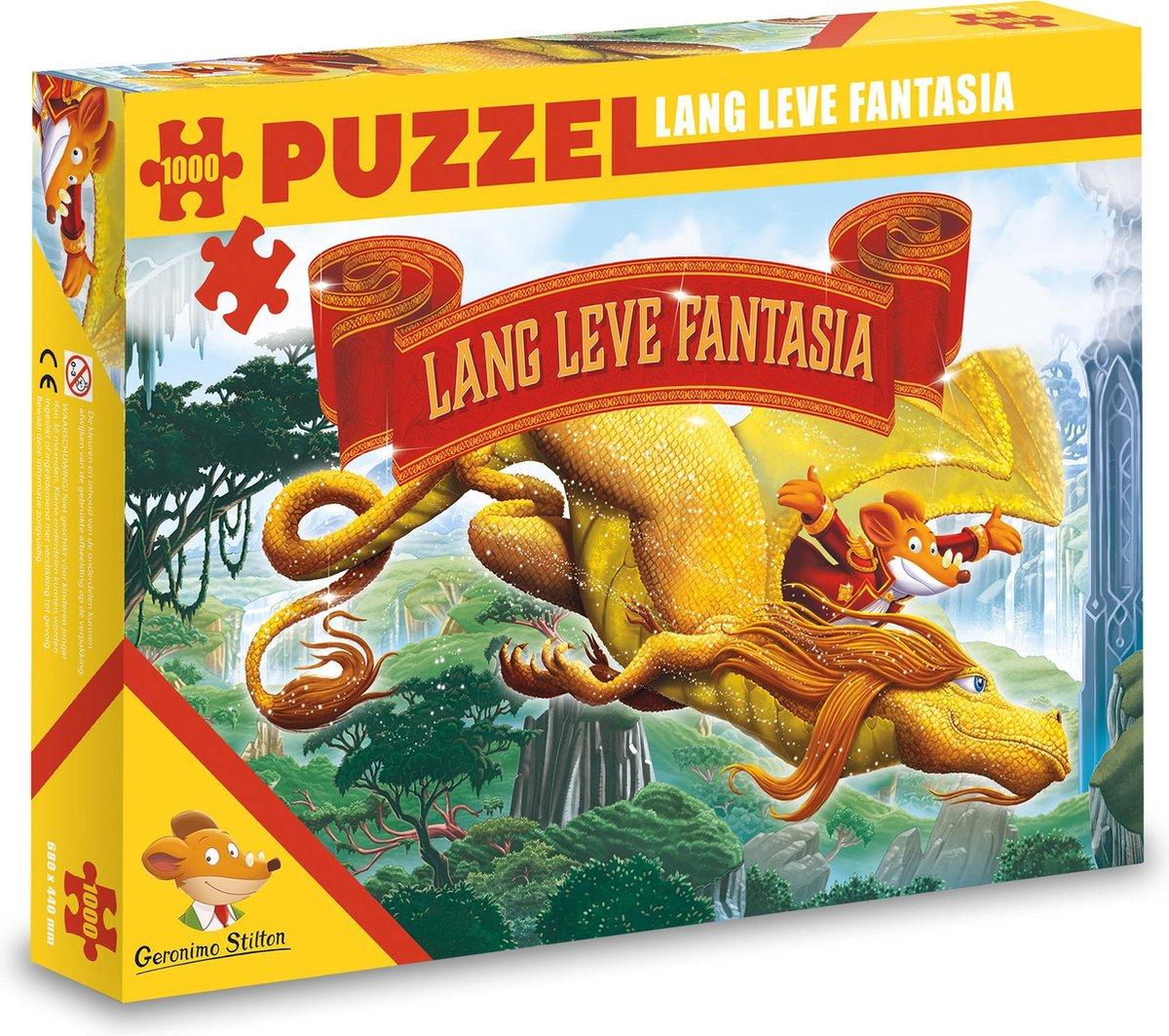 ,Puzzel – Lang Leve Fantasia
