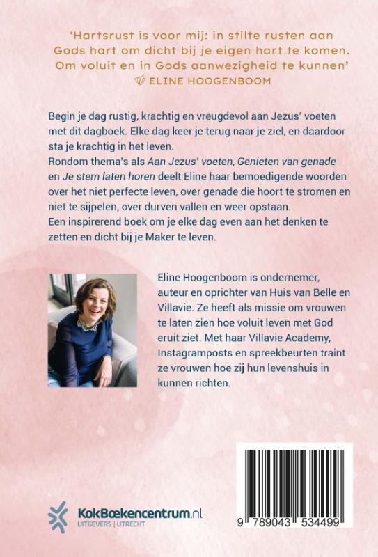 Eline Hoogenboom,Hartsrust
