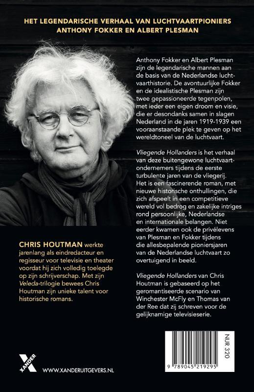 Chris Houtman,Vliegende Hollanders