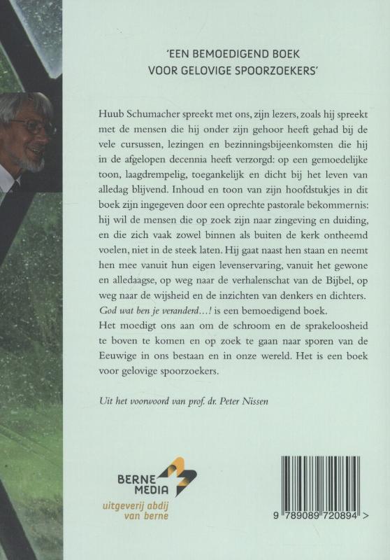 Huub Schumacher,God wat ben je veranderd...!