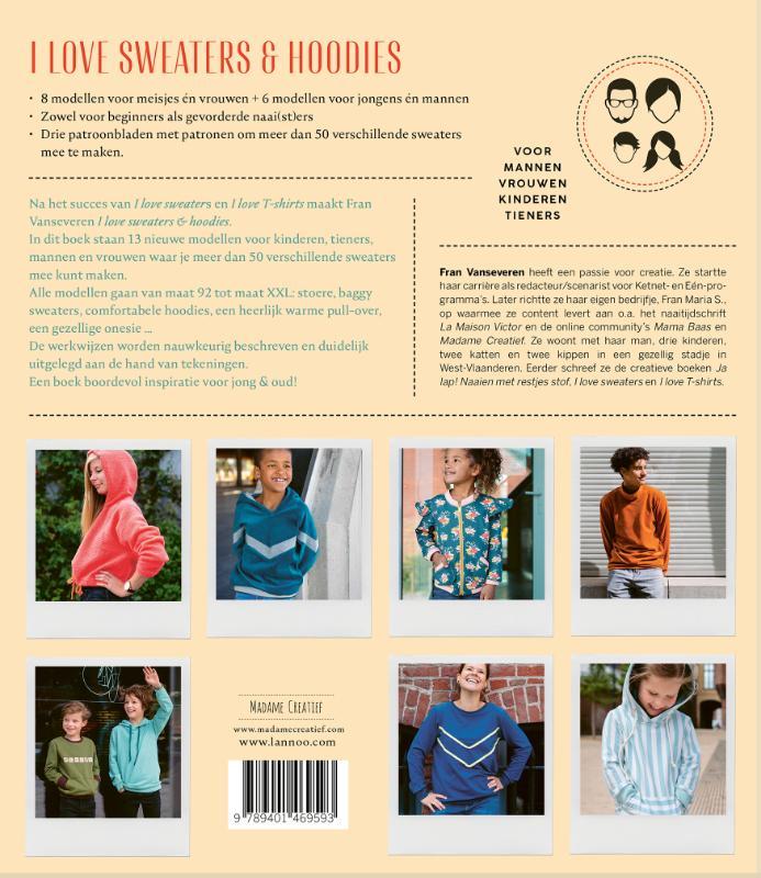 Fran Vanseveren,I love sweaters & hoodies
