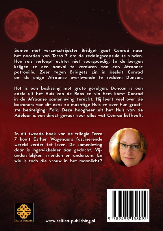 Esther Wagenaar,Het Huis van de Roos