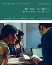 Yegidis, Bonnie L.,   Weinbach, Robert W.,   Myers, Laura L. Research Methods for Social Workers MyEducationLab Student Access Code
