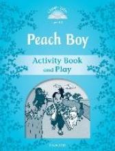 Arengo, Sue Peach Boy. Activity Book & Play