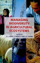 Jarvis, D. I. Managing Biodiversity in Agricultural Ecosystems