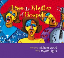 Igus, Toyomi I See the Rhythm of Gospel [With CD (Audio)]