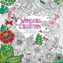 Zondervan Wonders of Creation Coloring Book