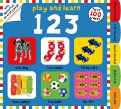 Priddy, Roger Play and Learn 123