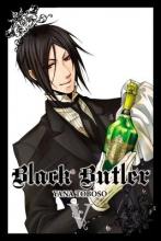 Toboso, Yana Black Butler 5