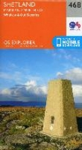 Ordnance Survey Shetland - Mainland North East