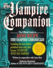 Ramsland, Katherine The Vampire Companion