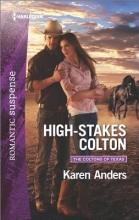 Anders, Karen High-Stakes Colton