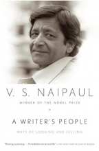 Naipaul, V. S. A Writer's People