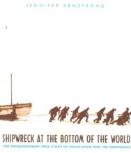 Armstrong, Jennifer Shipwreck at the Bottom of the World