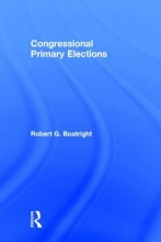 Boatright, Robert G. Congressional Primary Elections