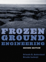 Andersland, Orlando B. Frozen Ground Engineering