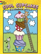 Shaw-Russell, Susan Cool Cupcakes Coloring Book