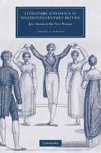 Wilson, Cheryl A. Literature and Dance in Nineteenth-Century Britain