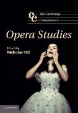 Till, Nicholas Cambridge Companion to Opera Studies