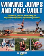 Jacoby, Edward Winning Jumps and Pole Vault