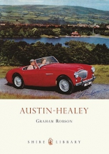 Graham Robson Austin-Healey
